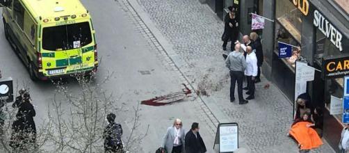 Un hombre roba una ambulancia y atropella a varias personas en la ciudad de Oslo