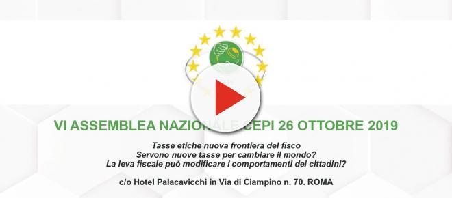 VI Assemblea Nazionale CEPI il 26 ottobre a Roma: sarà presentato accordo per l'energia