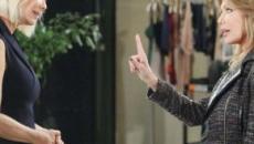 Anticipazioni Beautiful fino a sabato 2 novembre: Brooke vuole che Bill denunci Taylor