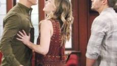 Beautiful, anticipazioni americane: Liam corre da Hope per dirle che Beth è viva