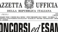 Concorsi per tre biologi a Roma e tecnici di laboratorio a Napoli, entro il 22 novembre