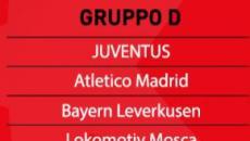 La Juventus fa l'en plein sulla Champions League: battuto anche il Lokomotiv Mosca