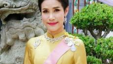 Thailand king strips his 'disloyal' consort and six royal officials of all titles