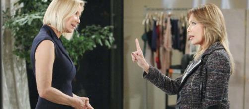 Anticipazioni Beautiful dal 27 ottobre al 2 novembre: Taylor chiede a Brooke di non rivelare il suo coinvolgimento nel tentato omicidio