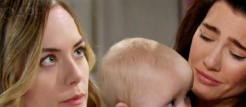 Beautiful anticipazioni Usa: Hope chiede a Steffy di annullare l'adozione di Phoebe