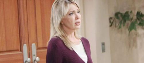 Beautiful, spoiler al 2 novembre: Taylor supplica Brooke di non denunciarla