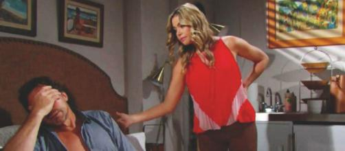 Beautiful spoiler Usa: Ridge litiga con Brooke e passa la notte con Shauna