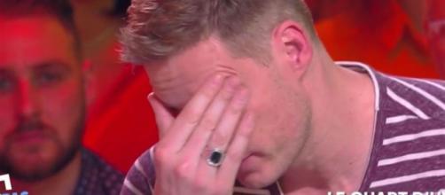Homophobie : En larmes, Matthieu Delormeau livre un poignant ... - parismatch.com