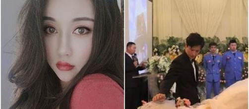 Jovem se casa com mulher após ele morrer. (Arquivo Blasting News)