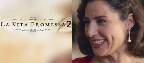 La vita promessa 2: prime trame della miniserie tv di Rai 1.