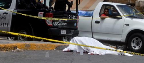 Persiste la creciente ola de inseguridad en México.