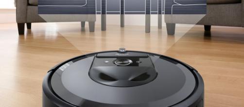 Roomba i7: l'aspirapolvere tecnologico di iRobot.