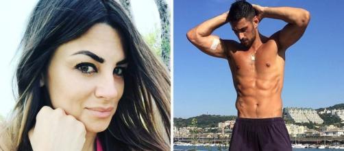 Serena Enardu non commenta le voci di flirt col single Alessandro: 'Voglio tutelarlo'.