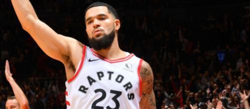 Toronto Raptors venceu na prorrogação. (Arquivo Blasting News)
