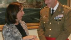 El general Luis Martínez Meijide es nombrado nuevo jefe de la UME