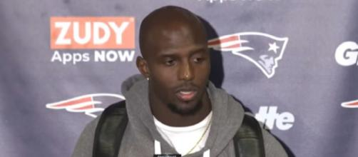 Devin McCourty played with Sanu at Rutgers (Image Credit: New England Patriots/YouTube)