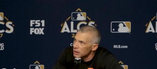 Joe Girardi is the new skipper for the Philadelphia Phillies. [Image Source: NJ.com/YouTube]