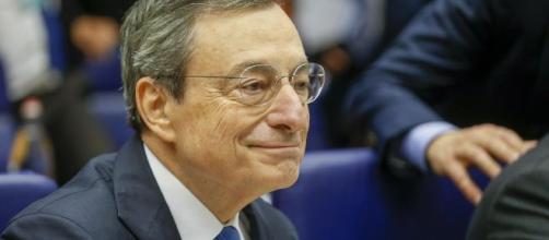 La BCE lascia i tassi invariati.