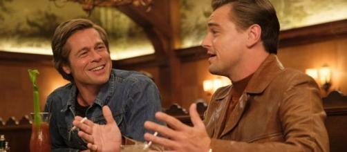 'Once Upon a Time in Hollywood' is being re-released in theaters with new footage. [Image Credit] Sony Pictures Entertainment/YouTube