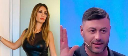 Pamela contro Stefano (Instagram)
