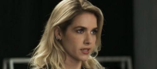 Yohana terá noite íntima com Márcio, após desencanar de Téo. (Reprodução/Rede Globo)