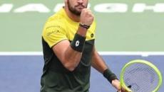 Matteo Berrettini en demi-finale à Vienne