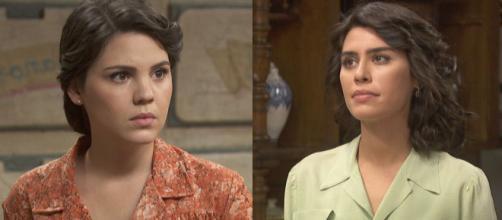 Il Segreto, trame Spagna: Marcela accusa Alicia di aver rovinato le sue nozze con Matias