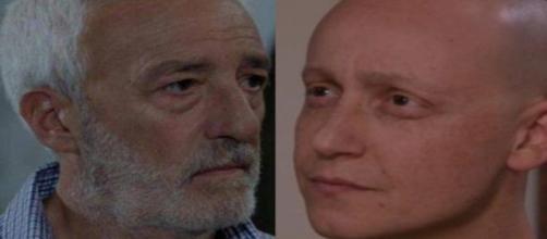 Upas trame all'1 novembre: Diego ha un drammatico confronto con Raffaele in prigione.