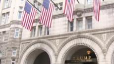 Trump International Hotel goes on sale for asking price of nearly $500 million
