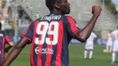 Serie B, super Golemic manda in estasi lo Scida: il Crotone aggancia il Benevento in vetta