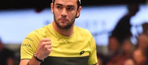 ATP Vienna, Berrettini batte Rublev 7-5, 7-6: semifinale e Top 10 - sky.it