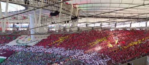 Fluminense recebe a Chapecoense no Maracanã. (Arquivo Blasting News)