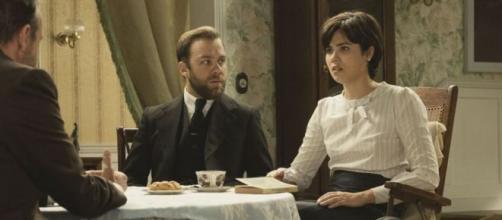 Il Segreto, anticipazioni: Maria si trasferisce da Fernando all'oscuro di Francisca