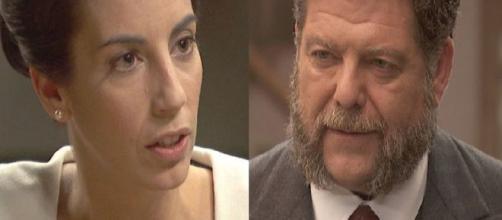 Il Segreto, trame spagnole: Mauricio disposto ad innamorarsi di Manuela