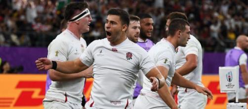 L'Inghilterra è la prima finalista della Coppa del Mondo di rugby 2019