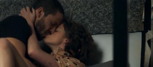 Josiane tenta matar Téo em 'A Dona do Pedaço'. (Reprodução/Gshow)