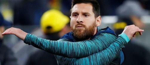 FC Barcelone : Lionel Messi donne déjà des sueurs froides au ... - butfootballclub.fr
