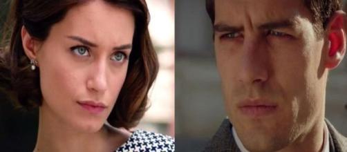 Il Paradiso delle signore, anticipazioni 13^ puntata: Ludovica riceve un due di picche da Riccardo