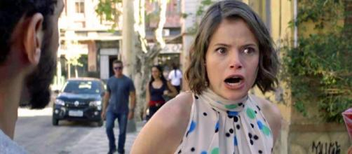 Josiane é presa em A Dona do Pedaço (Foto: Reprodução/TV Globo)