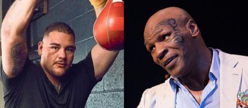 Mike Tyson su Andy Ruiz: 'Sta perdendo peso, può influire sulla sua potenza'