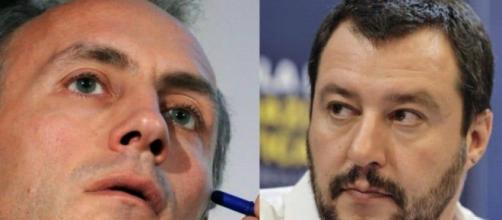 Omicidio Luca Sacchi: Travaglio accusa Salvini