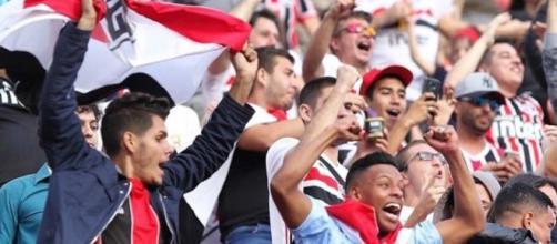 São Paulo e Atlético jogam no Morumbi. (Reprodução/Rubens Chiri /saopaulofc.net)