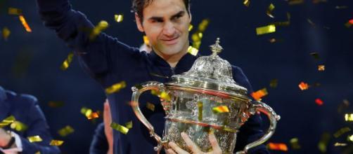 Titré à Bâle, Roger Federer gagne son 103 titre.
