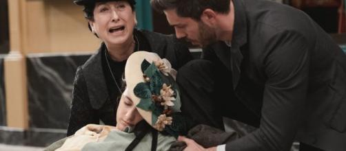 Una vita spoiler puntate spagnole: Telmo e Ursula si alleano mentre Lucia è molto malata