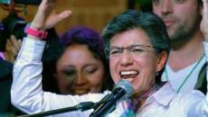 Bogotá da la bienvenida a su primera alcaldesa 'incorruptible'