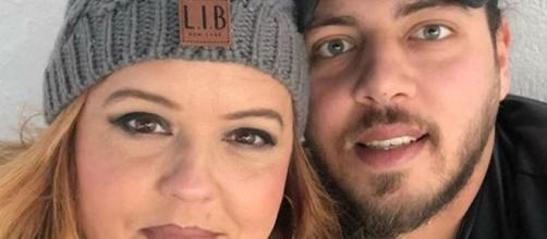 90 Day Fiance - Rebecca Parrot and Zied remain together - Image credit - Rebecca Parrot / Instagram