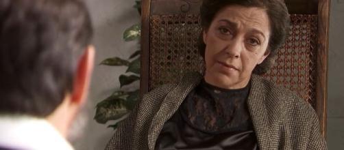 Anticipazioni Il Segreto: Donna Francisca sospettata della morte di Adela