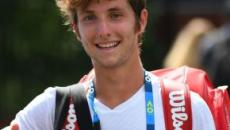 Corentin Moutet passe au deuxième tour du Masters de Paris-Bercy