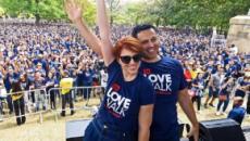 Caminhada do Amor promove diálogo entre casais no Brasil e no exterior