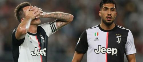Can and Mandzukic left out of Juventus Champions League squad - yahoo.com